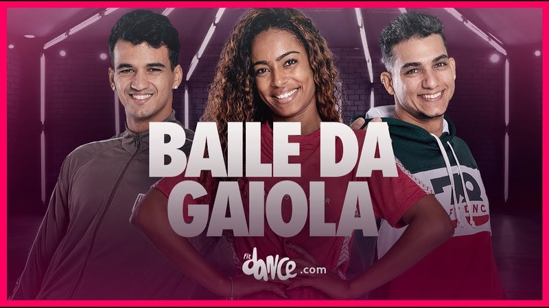 Baile da Gaiola - MC Daninho | FitDance TV (Coreografia Oficial) Dance Video