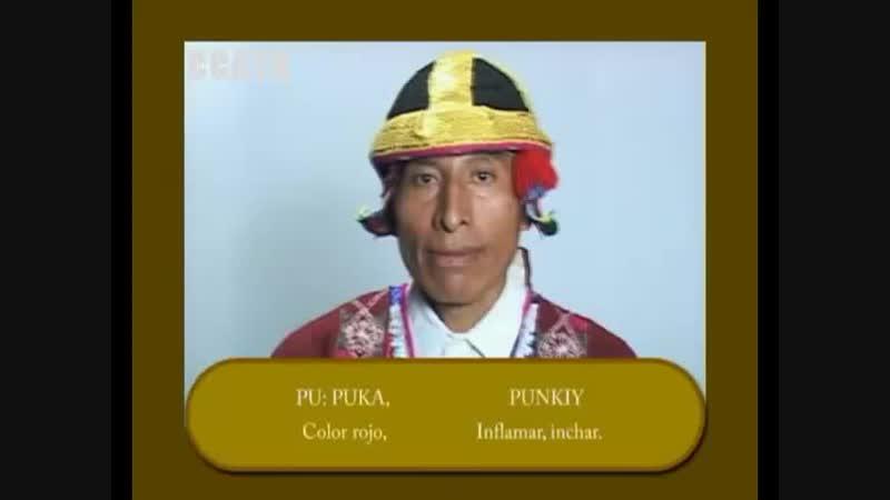 Quechua Lesson Runasimi Part II of II