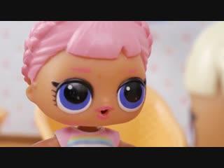 ТАИНА ЕДИНОРОЖКИ 9 Серия  ПИЖАМНАЯ ВЕЧЕРИНКА! Куклы Лол Сюрприз Мультик Lol Surprise