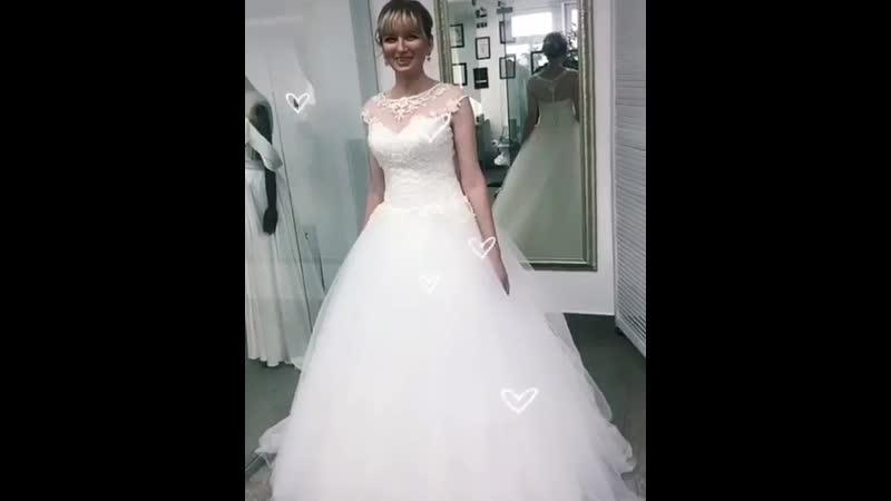 🔥 Наша очаровательная невеста Елена 💖💗💝 Свадебный салон Иль Д Амур @ il d amur