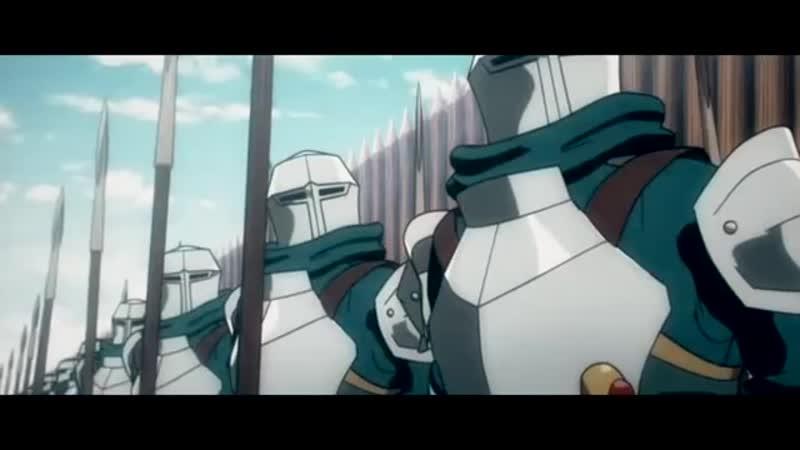 РЭП про Повелитель 3 Overlord 3 Rap ラップ卿 mp4