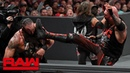 WBSOFG Gallows Anderson vs. Seth Rollins Braun Strowman – Raw Tag Team Title Match: Raw, Aug. 19, 2019