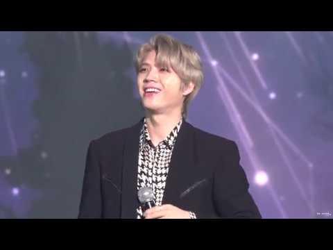[16.08.19] 2019 K-World Festa | Nam Woohyun - Flower