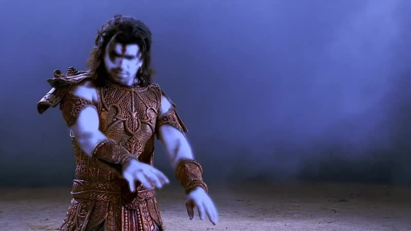 Махабхарата. Бог Крышень проклинает Ашваттхамана