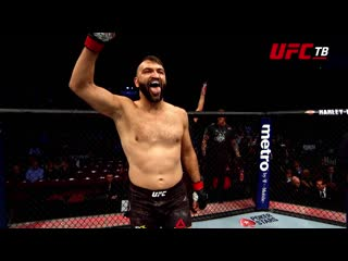 UFC Fight Night: Дос Аньос VS Эдвардс на UFC ТВ