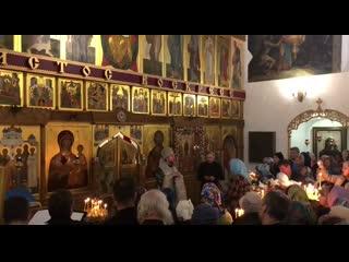 Проповедь митрополита Псковского и Порховского Тихона
