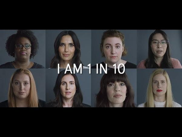 I Am 1 in 10 Padma Lakshmi Lena Dunham and Their Endometriosis Sisters