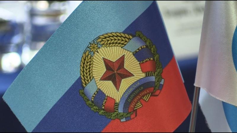 В Луганске открылся центр военно-патриотического воспитания Редут