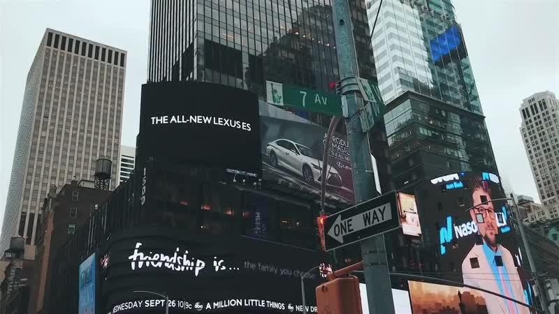 Fist Fisti vlog Влог 68 Нью Йорк как есть Путешествие по Америке Менхэттен для начинающих Times Square