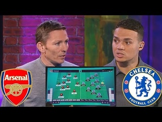 Premier League Today - Arsenal vs Chelsea Match Preview & Tactical Analysis -
