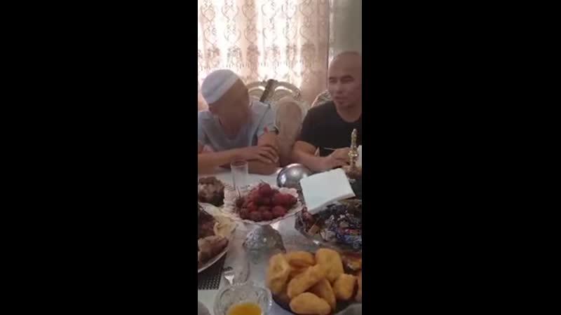 Ұстаз Жарқын Мырзатаев Қыз баласы
