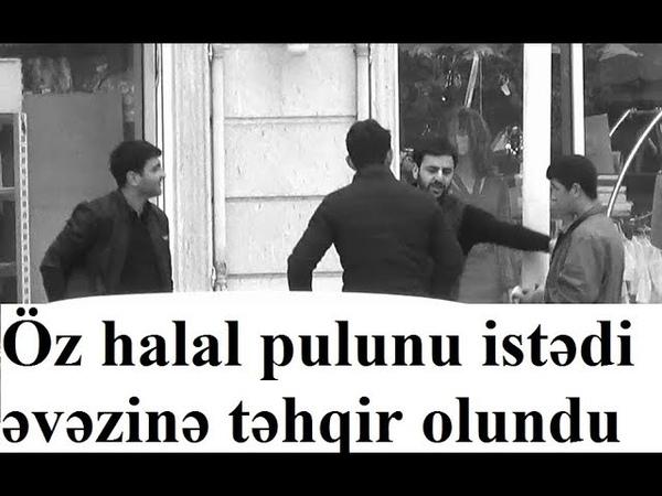 Haqsizliqa qarsi insanlarin reaksiyasi | Реакция людей на несправедливость