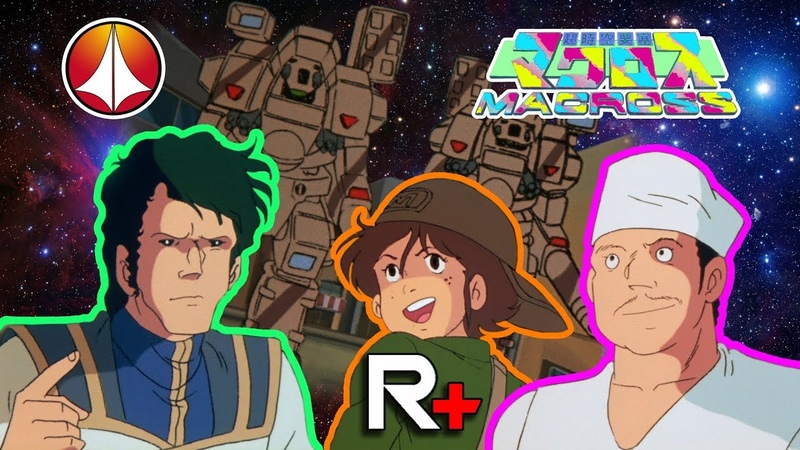 Robotech Plus | R🆚 Ep.29🛠 The Masters Macross 🍰