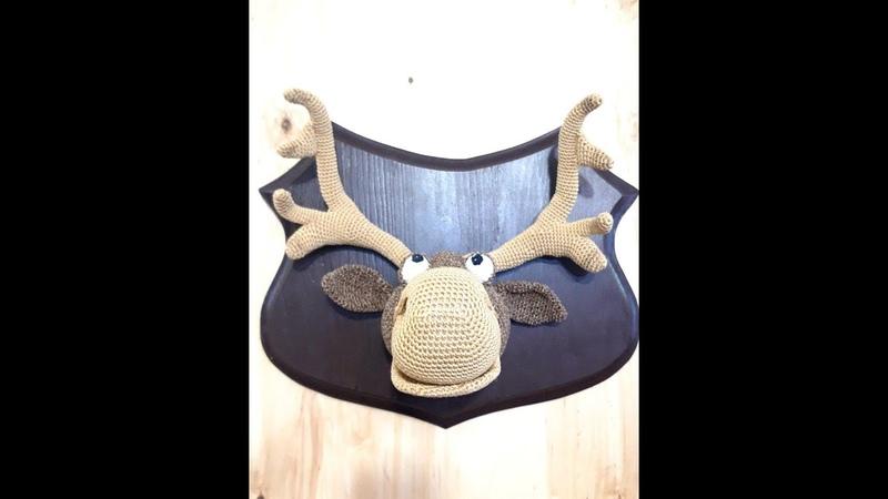 Медальон для рогов Лося БОНУСthe medallion for the horns of an elk