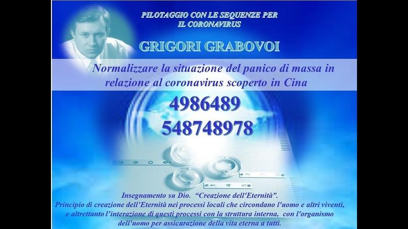 Normalizzare la situazione del panico di massa in relazione al coronavirus scoperto in Cina