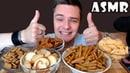 ASMR Crackers Mukbang No Talking Eating Sounds АСМР Сухарики Мукбанг
