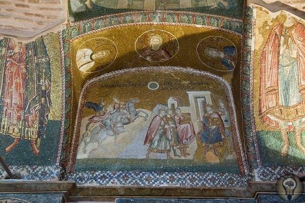 Карие - удивительная христианская церковь, сохраненная османами