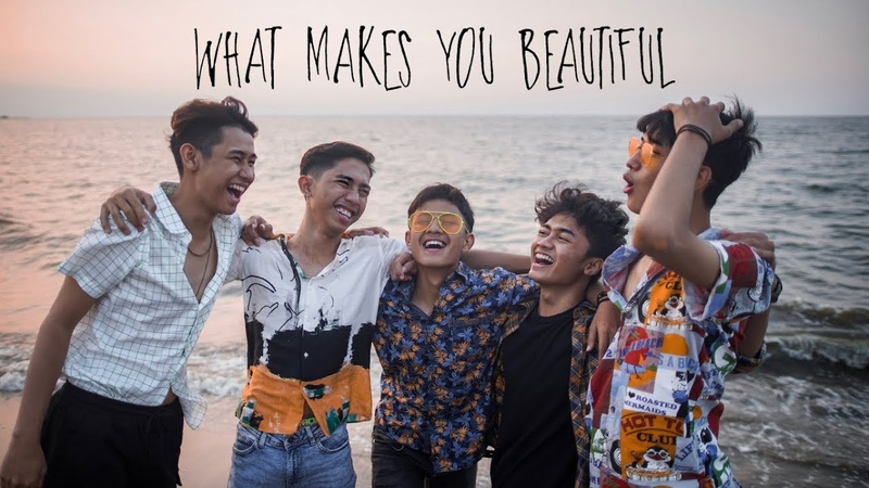 One Direction - What Makes You Beautiful (GM Boyz Cover)