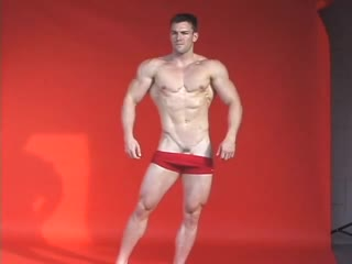 [480]  Stephen W Photoshoot #2 (Pumping Muscle) (Wrestling)