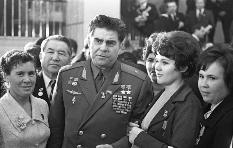 Космонавты-участники Великой Отечественной войны, изображение №18