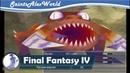 3 Final Fantasy IV - Пещера муравьиного льва. Босс Антлион.