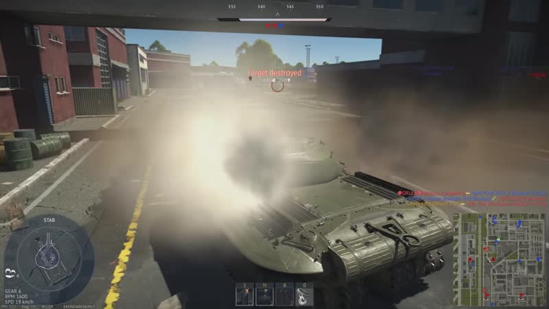 DOLLARplays DOWNTIER BULLY FROM MOON War Thunder