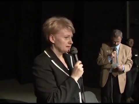 Dėl KGB šnikų Lietuva padarė didelę klaidą © Grybauskaitė Magnolija