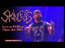 SKINLESS Live at Hellfest Open Air 2015