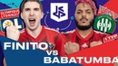 КУБОК ФИФЕРОВ FINITO VS BABATUMBA 1 й тур