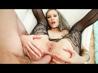 Mazzy Grace - Gaping Anal/A2M Blowjob Date (Anal, Hardcore, Blonde, Blowjob, Natural Tits, Gonzo)