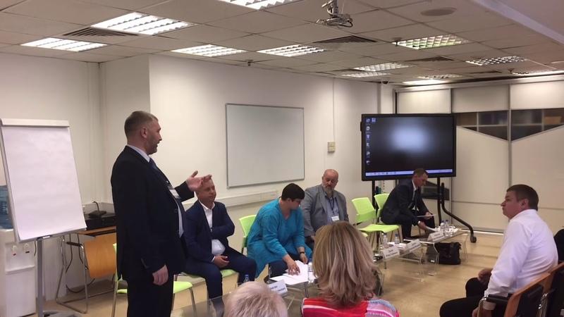 Вадим Коженов на VII Международной научно-практической конференции Единство в различиях: Стратегия 2.0