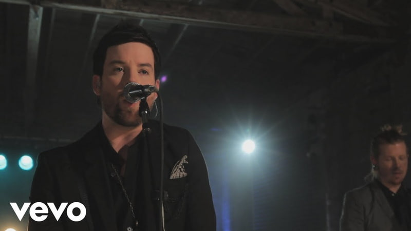 David Cook - Take Me As I Am (Walmart Soundcheck 2011)