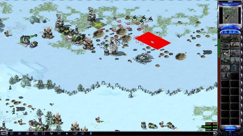 Artemis game^FFA CC Red Alert 2 REBORN (031119) FFA - Roper x Chislo_PI x Rocker47 x Artemis
