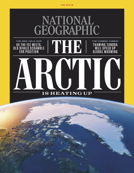National Geographic Interactive - 09.2019