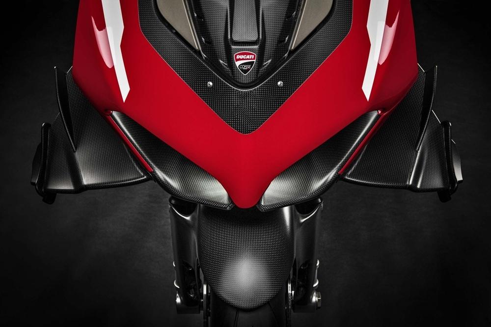 Супербайк Ducati Superleggera V4 2020