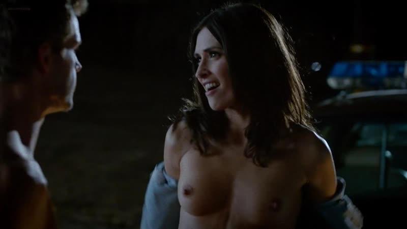 "Каролина Выдра (Karolina Wydra sex scenes in ""True Blood"" s07e01 2014)"