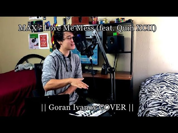 MAX - Love Me Less (Feat. Quinn XCII) - Goran Ivanov COVER