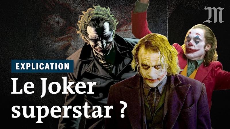 Joker : comment vole t il la vedette à Batman ?