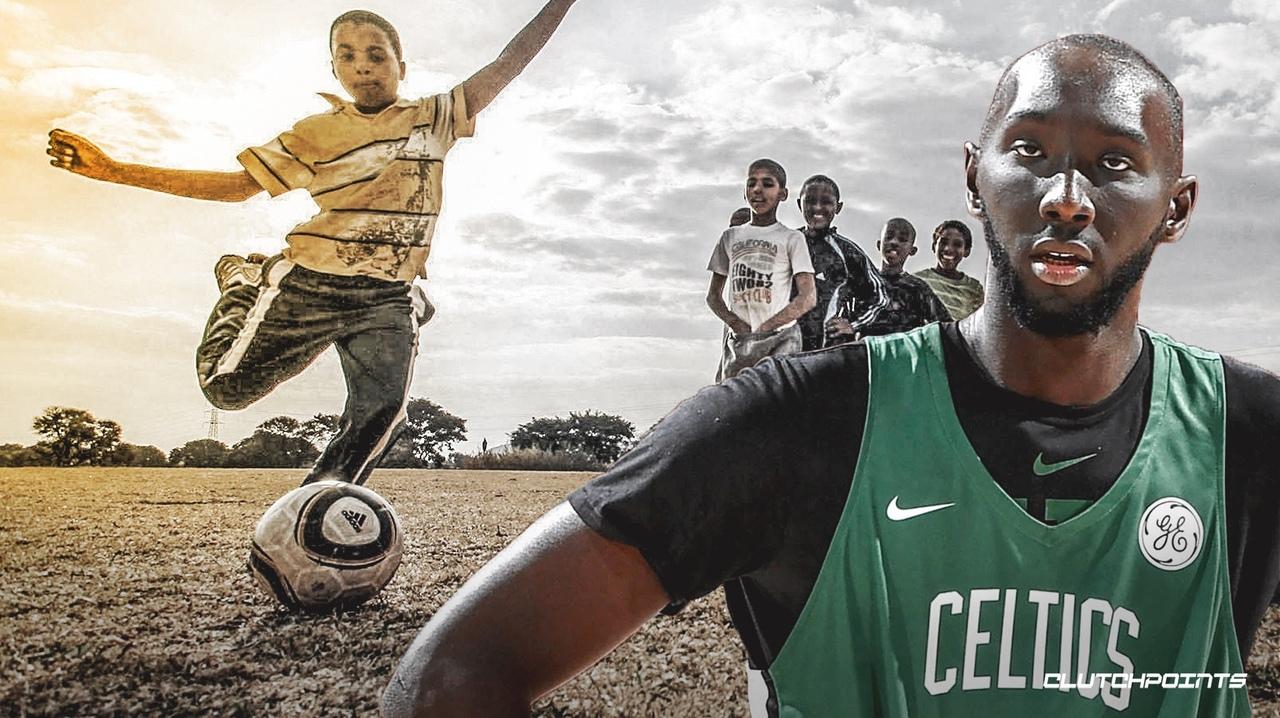 Тако Фалл: «Игра в футбол помогла мне стать лучше в баскетболе»