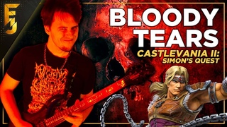 Bloody Tears - Castlevania II: Simon's Quest | Cover by FamilyJules