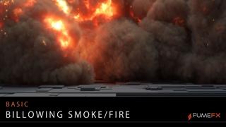 FumeFX Billowing Smoke/Fire Tutorial