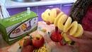 Яблокорезка яблокочистка, картофелечистка с сайта Aliexpress. Тестирование