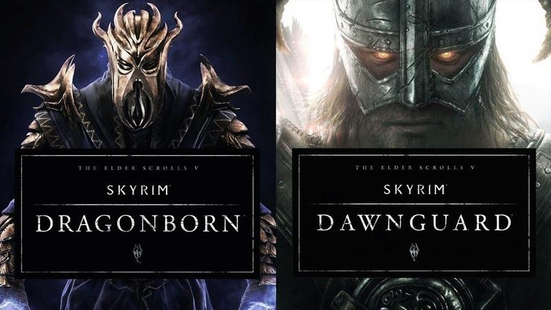 The Elder Scrolls V Dragonborn Dawnguard | Full Soundtrack