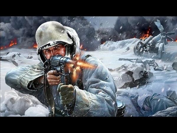 Очень Военный Боевик Финский Снайпер Лучшие про Войну фильмы 2017 HD качество