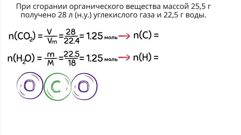 Курс по решению задачи 35 в ЕГЭ по химии Часть 2 из 4