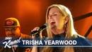 Trisha Yearwood Workin' on Whiskey Jimmy Kimmel Live