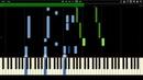 Evil Morty Theme (For the Damaged Coda) Synthesia Piano MIDI Matthew Hipkins