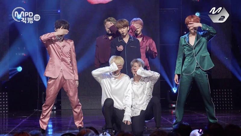 [MPD직캠 4K] 방탄소년단 직캠 피 땀 눈물 BTS Blood Sweat Tears Fancam @엠카운트다운_161020