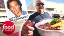 Guy Fieri Tries Brazilian Food Truck Recommended By Matthew McConaughey Diners Drive Ins Dives