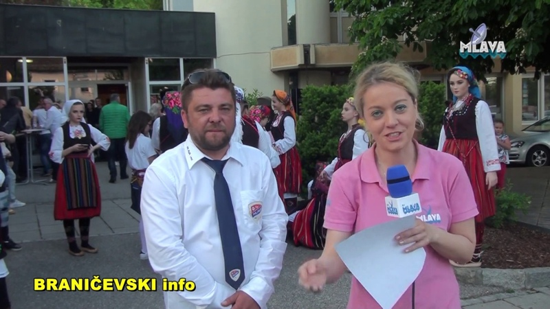 5 Prolecna smotra folklora SV Mlava Linc(RTV MLAVA 18.05.2019.)